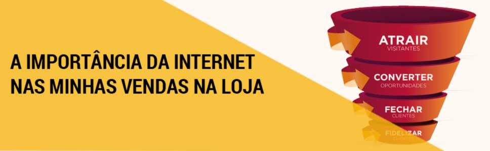 A Importancia Da Internet Nas Minhas Vendas Na Loja