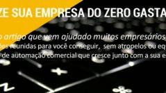 Informatize Empresa Zero Gastando POUCO
